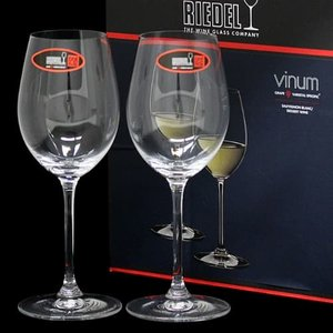 リーデル RIEDEL ヴィノム 6416/33 ソーヴィニヨン・ブラン/デザート・ワイン 2個セット ワイングラス|rocco-shop