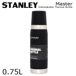 STANLEY スタンレー マスター 真空ボトル マットブラック 0.75L 25oz|rocco-shop