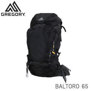 GREGORY グレゴリー バックパック BALTORO バルトロ 65 65L M オニクスブラック 916090581『送料無料(一部地域除く)』 rocco-shop