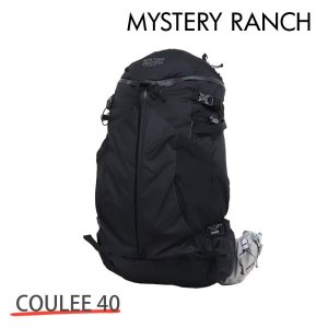 MYSTERY RANCH ミステリーランチ COULEE 40 MEN'S クーリー メンズ S/M 40L BLACK ブラック バックパック『送料無料(一部地域除く)』 rocco-shop