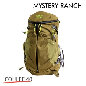 MYSTERY RANCH ミステリーランチ COULEE 40 MEN'S クーリー メンズ S/M 40L LIZARD リザード バックパック 『送料無料(一部地域除く)』 rocco-shop