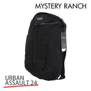 MYSTERY RANCH ミステリーランチ URBAN ASSAULT 24 アーバンアサルト 24L BLACK ブラック デイパック 鞄 『送料無料(一部地域除く)』 rocco-shop