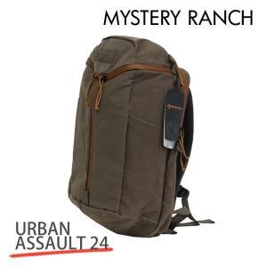 MYSTERY RANCH ミステリーランチ URBAN ASSAULT 24 アーバンアサルト 24L WOOD WAXED ワックスドウッド 『送料無料(一部地域除く)』 rocco-shop