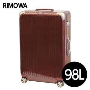『期間限定ポイント10倍』 リモワ RIMOWA リンボ 98L カルモナレッド E-Tag LIMBO ELECTRONIC TAG マルチホイール スーツケース 882.77.34.5|rocco-shop