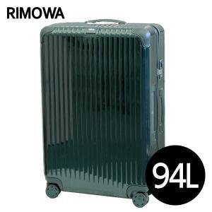 『期間限定ポイント10倍』 リモワ RIMOWA ボサノバ 94L ジェットグリーン/グリーン E-Tag BOSSA NOVA ELECTRONIC TAG スーツケース 870.77.40.5|rocco-shop