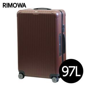 『期間限定ポイント10倍』 リモワ RIMOWA サルサ 97L カルモナレッド E-Tag LIMBO ELECTRONIC TAG マルチホイール スーツケース 811.77.14.5|rocco-shop