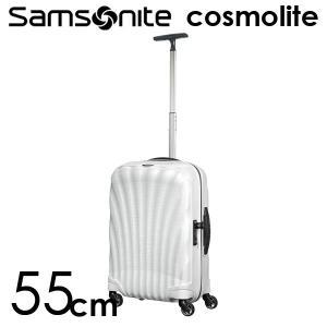『期間限定ポイント10倍』 サムソナイト コスモライト3.0 スピナー 55cm オフホワイト Samsonite Cosmolite 3.0 Spinner 73349-1627 36L|rocco-shop