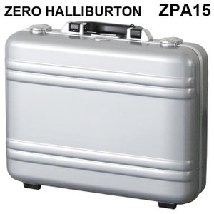 『期間限定ポイント10倍』 ゼロハリバートン クラシック ポリカーボネート アタッシュケース フレームタイプ ラージ シルバー B4対応 80635 ZPA15-SI rocco-shop