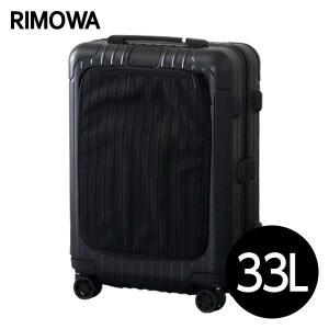 『期間限定ポイント10倍』 リモワ RIMOWA エッセンシャル スリーブ キャビンS 33L マットブラック ESSENTIAL SLEEVE 842.52.63.4|rocco-shop