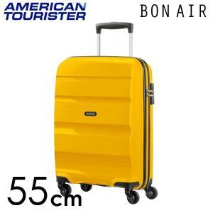 『期間限定ポイント10倍』 サムソナイト アメリカンツーリスター ボンエアー 55cm ライトイエロー Bon Air 31.5L|rocco-shop