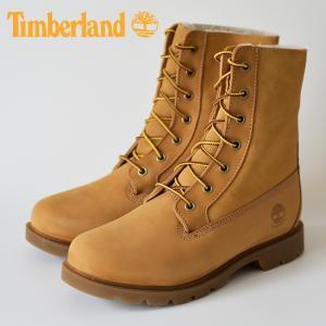 Timberland(ティンバーランド/レディース ブーツ)オーセンティクス テディフリース ウォー...