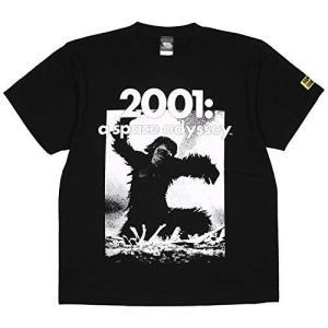 (ハードコアチョコレート) HARDCORE CHOCOLATE 2001年宇宙の旅 (モノリスブラック)(SS:TEE)(T-1322MS-BK) Tシャツ 半袖 カットの画像