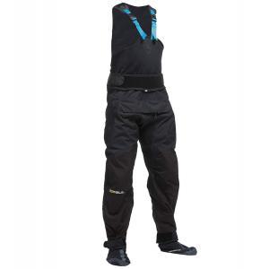 GUL(ガル)SACO(サコ) パドリング(ドライ)パンツ Mサイズ 最新モデル ブラック カヤック ドライスーツ