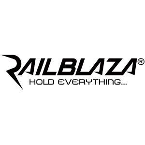 /メール便可/ Rail Blaza(レイルブレイザ) 公式オフィシャルロゴステッカー (単色) カヤック 艤装 パーツ rockfish-link