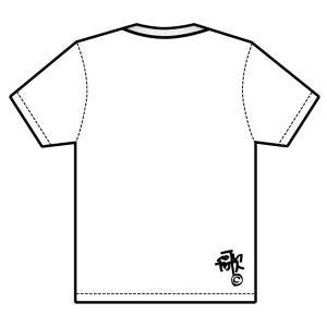 千歌'sアマビエさまTシャツ rockin-daddy 03