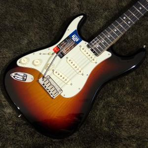 Fender USA American Elite Stratocaster Left-Hand 3...