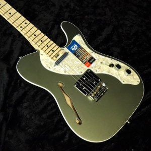 Fender USA AMERICAN ELITE TELECASTER THINLINE Sati...