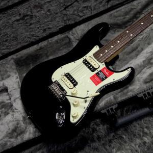 Fender USA American Professional Stratocaster HH S...