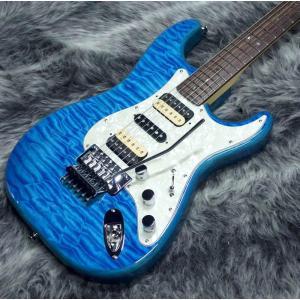 Fender Japan Michiya Haruhata Stratocaster Caribbe...