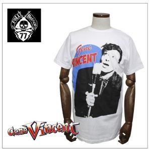 Gene Vincent  ジーン・ヴィンセント Tシャツ|rockinkojima-ya