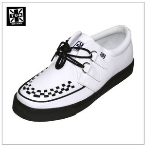 Creepers Sneaker 6063ホワイト|rockinkojima-ya