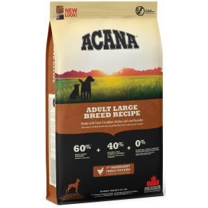 アカナ アダルトラージブリード 大型成犬用 11.4kg【送料無料】(並行輸入)