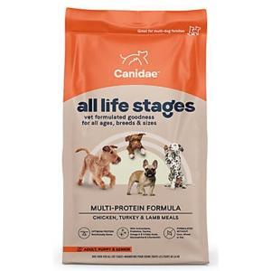キャネディ オールライフステージ  チキン&ラム&ライス 全年齢犬用 20kg【送料無料】