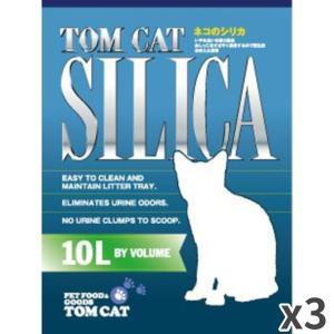 トムキャット ネコのシリカ 10Lx3入 rocky