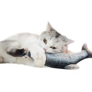 貝沼産業 ダンシングフィッシュ ウグイ 猫用|rocky