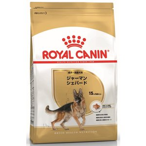 ■ロイヤルカナン ジャーマンシェパード[成犬・高齢犬用]   厳選された食物繊維により、腸内細菌のバ...