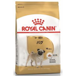 ■ロイヤルカナン パグ 成犬・高齢犬用  皮膚の健康を維持するためにEPA・DHA等の栄養素をバラン...