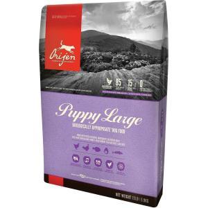 オリジン パピーラージ 大型犬種子犬用 11.3kg 並行輸入品|rocky
