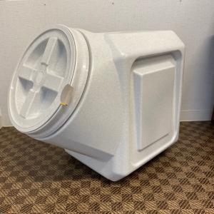ガンマプラスチックス フードコンテナ スタッカブル  40# 容量約18kg【送料無料】|rocky|02