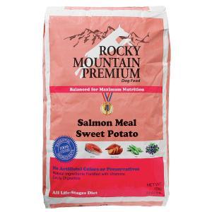 トムキャット ロッキーマウンテンプレミアム サーモン&スイートポテト 全年齢犬対応用 15kg ブリーダーパック × 2袋セット【送料無料】|rocky