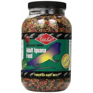 レップカル アダルト イグアナ フード  1.13kg×4入【送料無料】|rocky