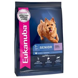 【訳あり】ユーカヌバ シニア  スモール ブリード 老犬/小型犬用 6.8kg【送料無料】|rocky
