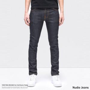 【Nudie Jeans/ヌーディージーンズ】THIN FINN ORGANIC Dry Twill...