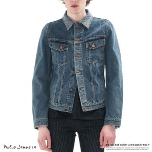 Nudie Jeans ヌーディージーンズ 160468 44161-5020 デニムジャケット メ...