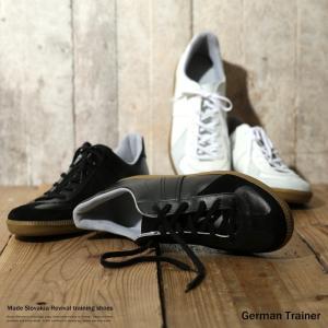 ジャーマントレーナー 靴 メンズ スニーカー カジュアル トレーニング ローカット 新春|rockymonroe