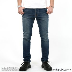 【Nudie Jeans/ヌーディージーンズ】Lean Dean SPARKLING BLUES/1...