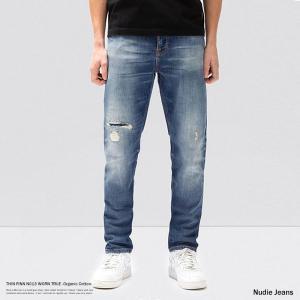 【Nudie Jeans/ヌーディージーンズ】THIN FINN N013 WORN TRUE/11...