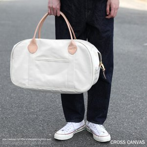 【CROSS CANVAS/クロスキャンバス】STANDARD DUFFLE BAG/1560530...