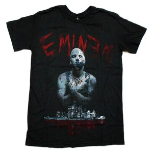 EMINEM Tシャツ Bloody Horror 正規品 rockyou