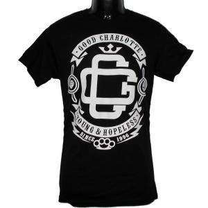 GOOD CHARLOTTE Tシャツ GC RECREATE 正規品|rockyou