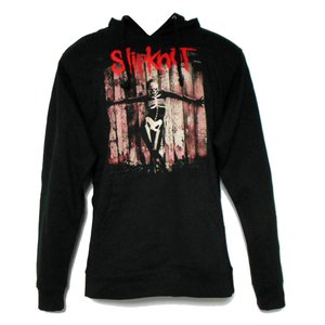 SLIPKNOT パーカー THE GRAY CHAPTER SKELETON 正規品|rockyou