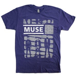 MUSE Tシャツ ONE SHADE OF GREY 正規品|rockyou
