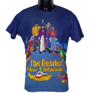 THE BEATLES Tシャツ YELLOW SUB DYE 正規品|rockyou