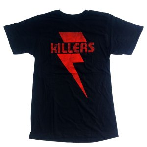 THE KILLERS Tシャツ RED BOLT 正規品|rockyou