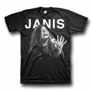 JANIS JOPLIN Tシャツ JANIS SINGING 正規品|rockyou