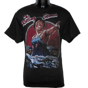 ROLLING STONES Tシャツ  TOUR POSTER 正規品|rockyou